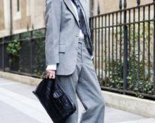 Почему женщин привлекает мужской стиль в одежде