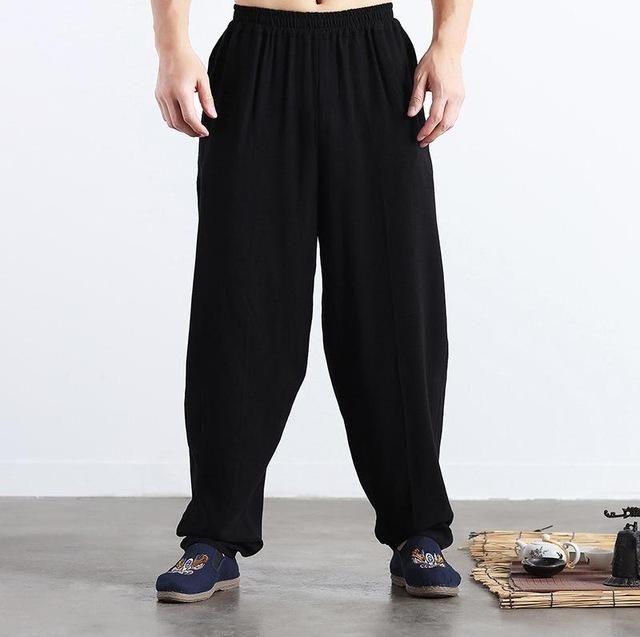брюки палаццо