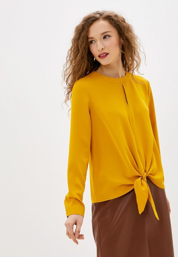 Жёлтая блузка.