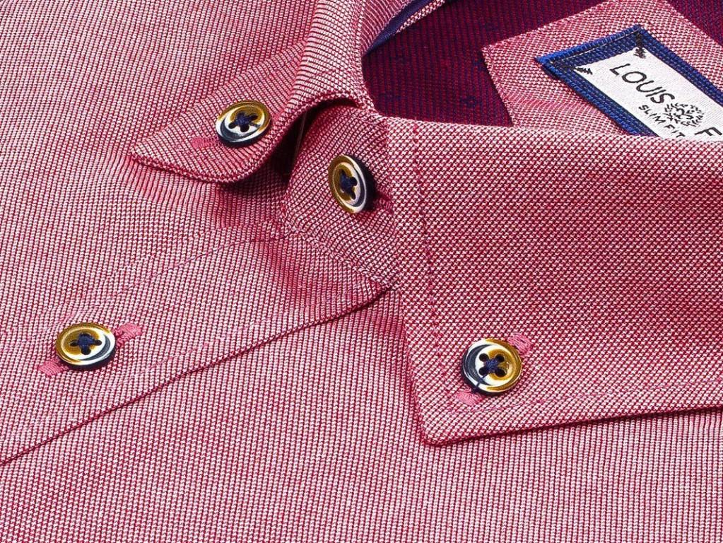 расположение петель на рубашках