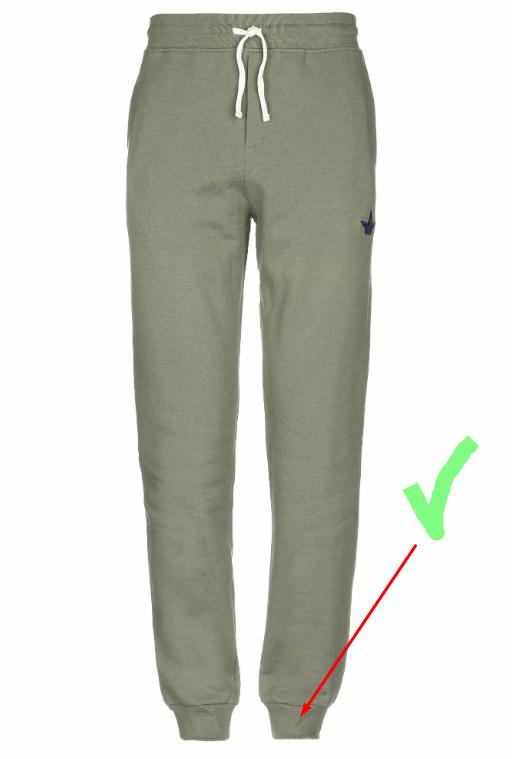 нужный вариант штанов