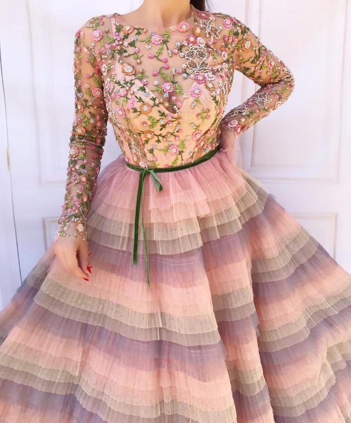 Платье Teuta Matoshi оригинал.