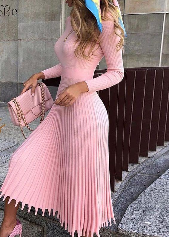 Повседневное платье.
