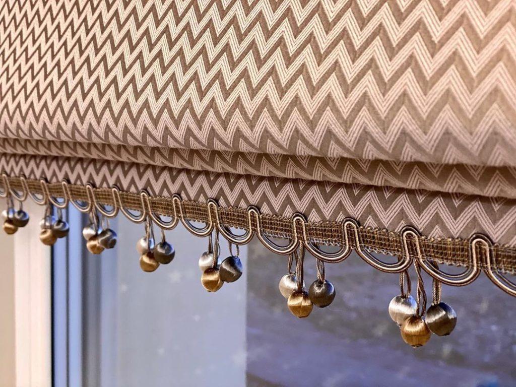 Римские шторы.