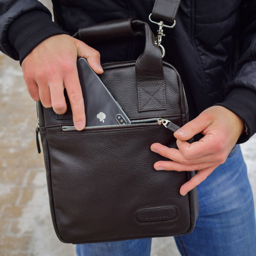 Мужская сумка -планшет.