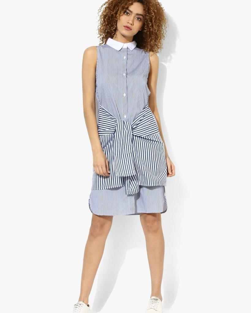 Платье рубашка.