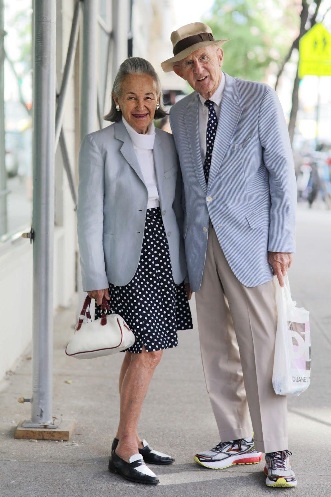 возрастная пара