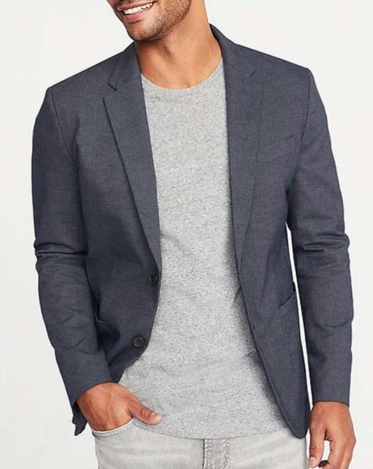 Спортивный пиджак.