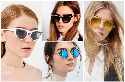 Разные очки.