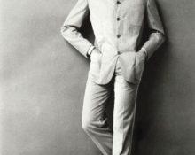Мужской костюм Пьер Карден 1959 года.