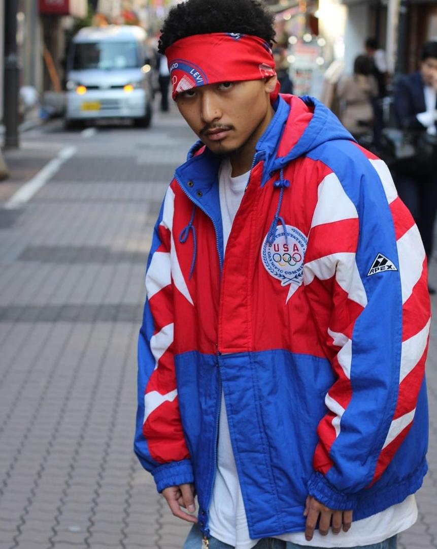 модные олимпийки для мужчин
