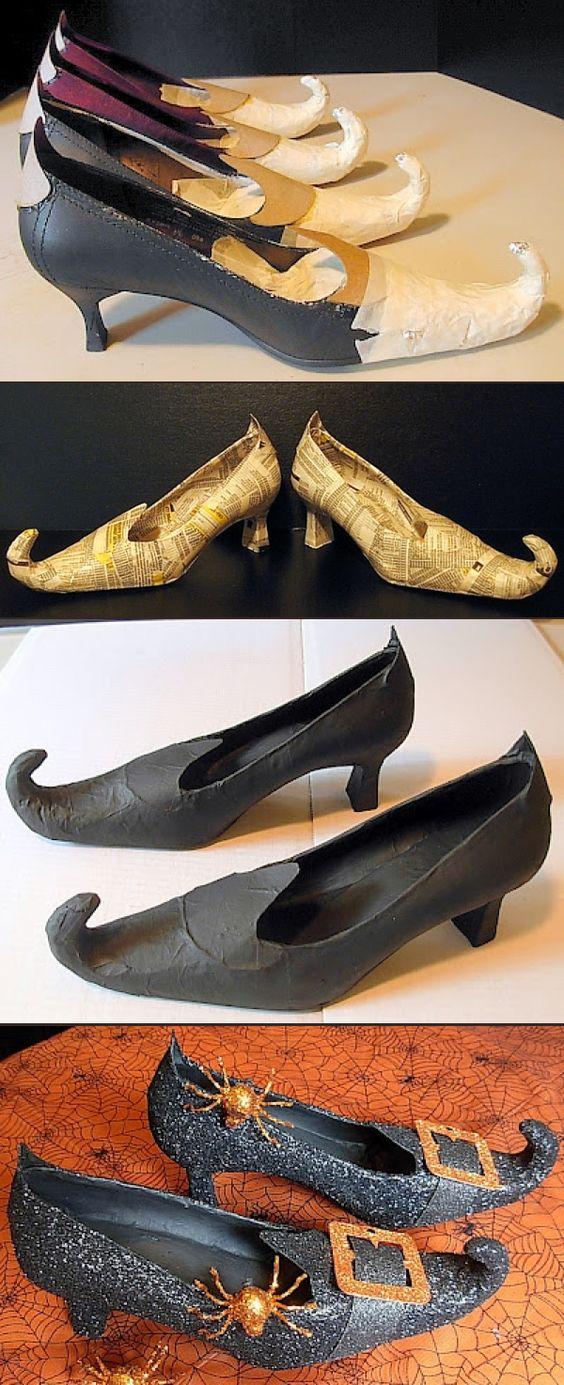 Туфли ведьмы