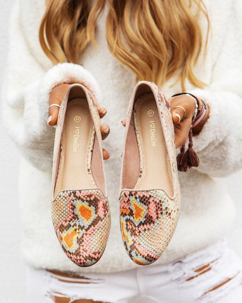 балетки-обувь