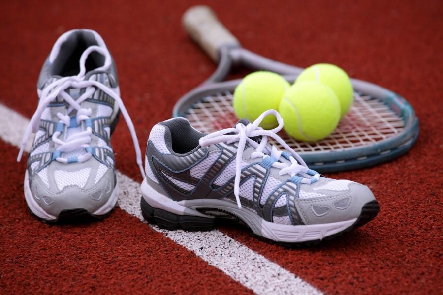 Кроссовки для тенниса.