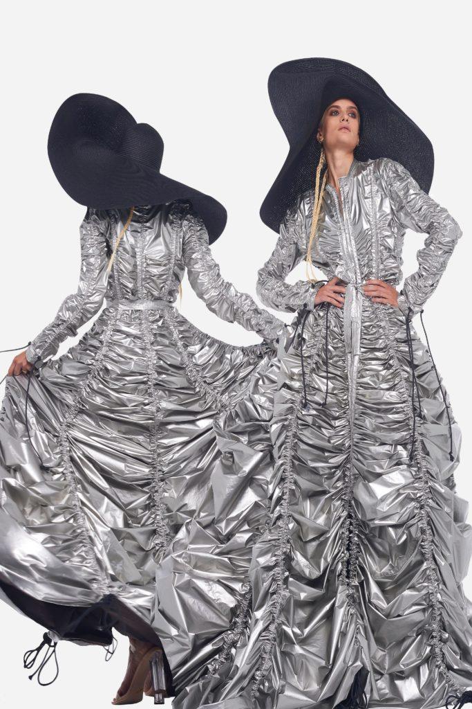 Одежда от Нормы Камали.