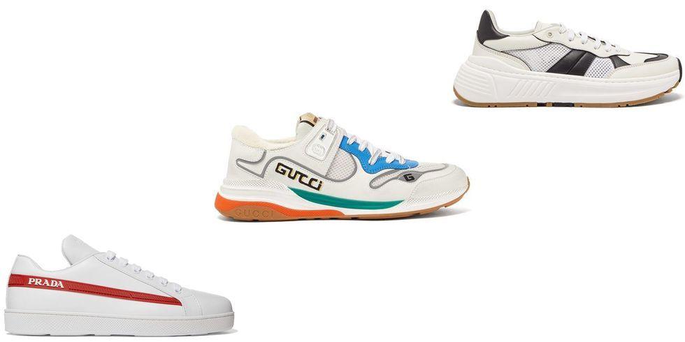 Дизайнерские кроссовки.
