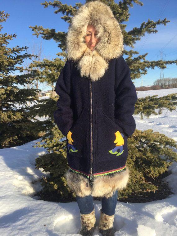 куртка эскимосов