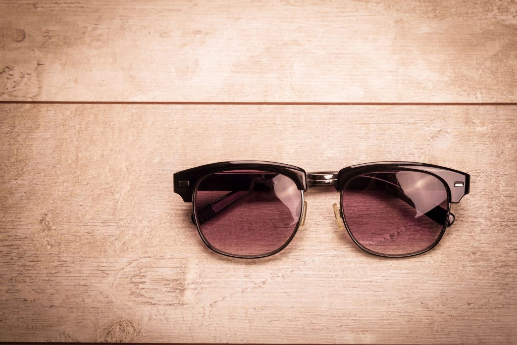 как выглядят очки?