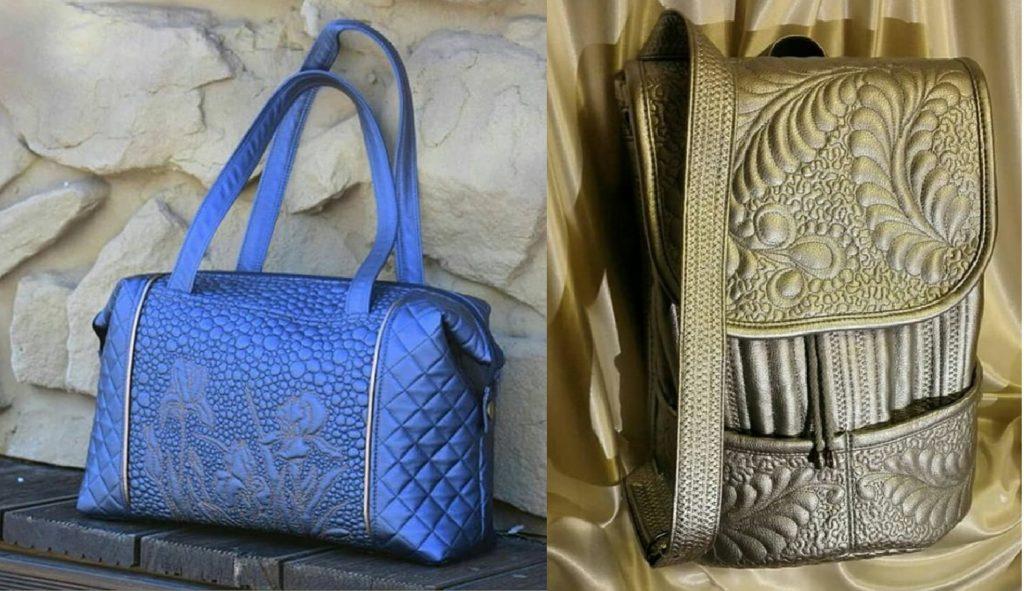 сумка и рюкзак ручной работы