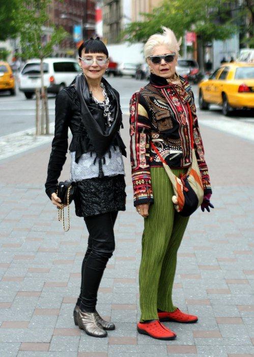 подростковая одежда на взрослых женщинах