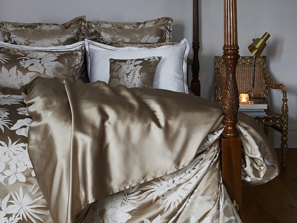 постельное в стиле мадам Де Помпадур