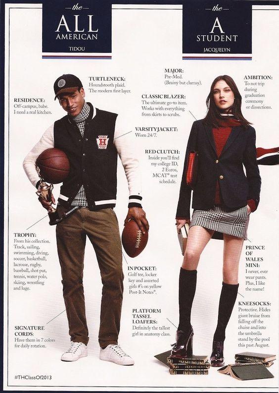 Спортивная куртка американских студентов.