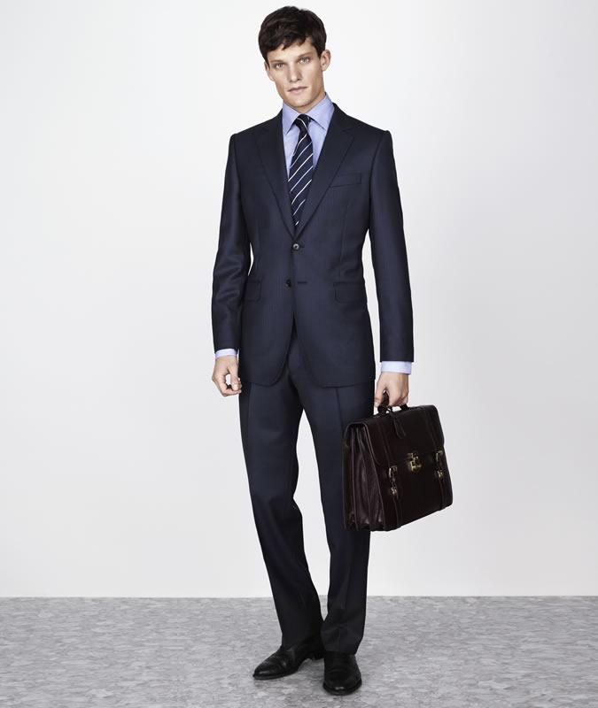 Образ делового мужчины.