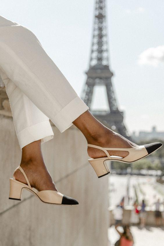 Обувь Шанель