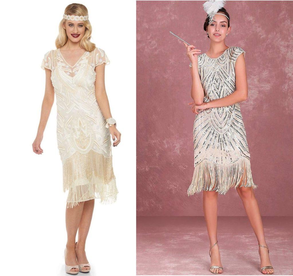 Свадебные платья джаз