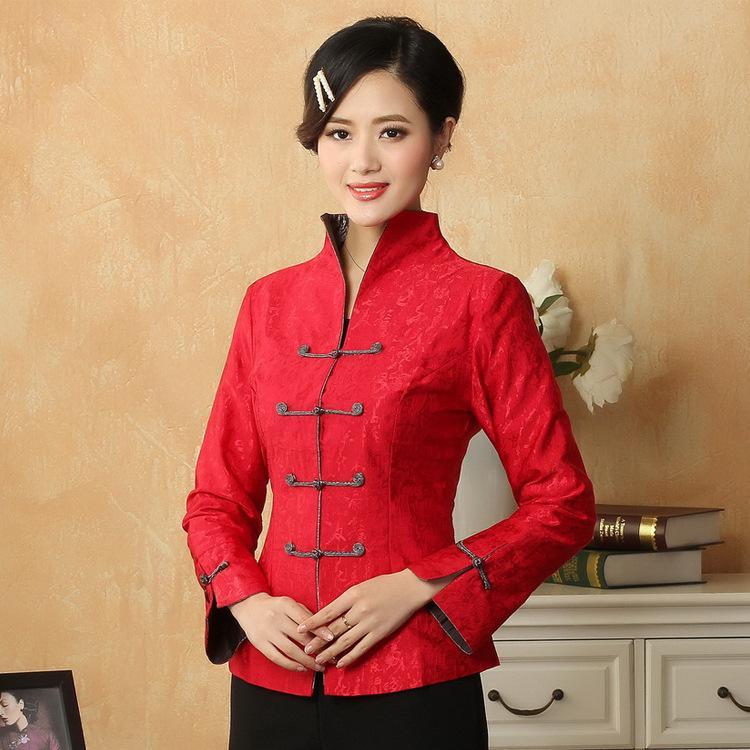 Жакет в азиатском стиле.