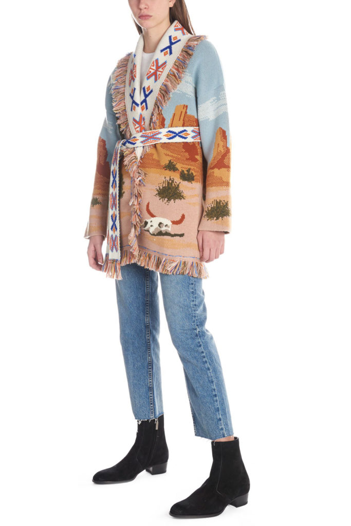 Одежда в индейском стиле.