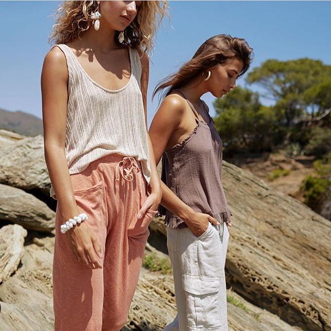 натуральный стиль в одежде