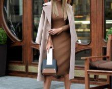Городской шик верхняя одежда.