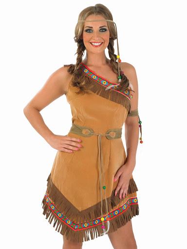 Индейская одежда.