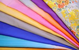 яркие ткани