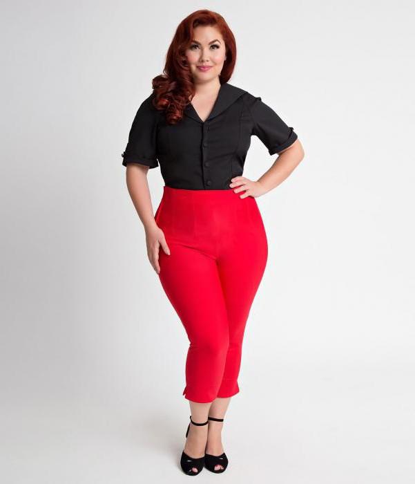 Образ с короткими брюками и каблуками