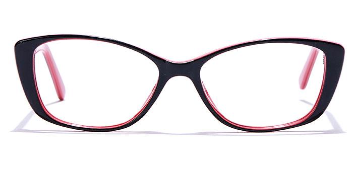 """Очки в форме """"кошачий глаз"""""""