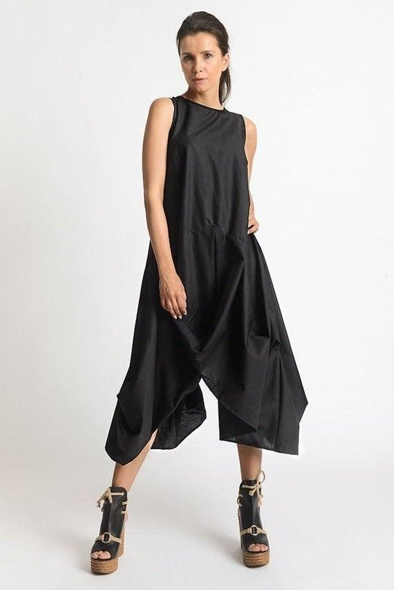 А-образное платье