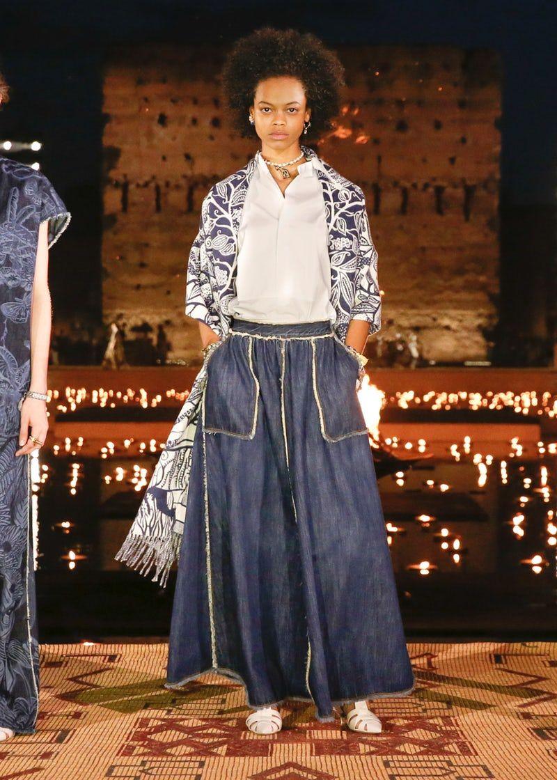 Юбка Christian Dior
