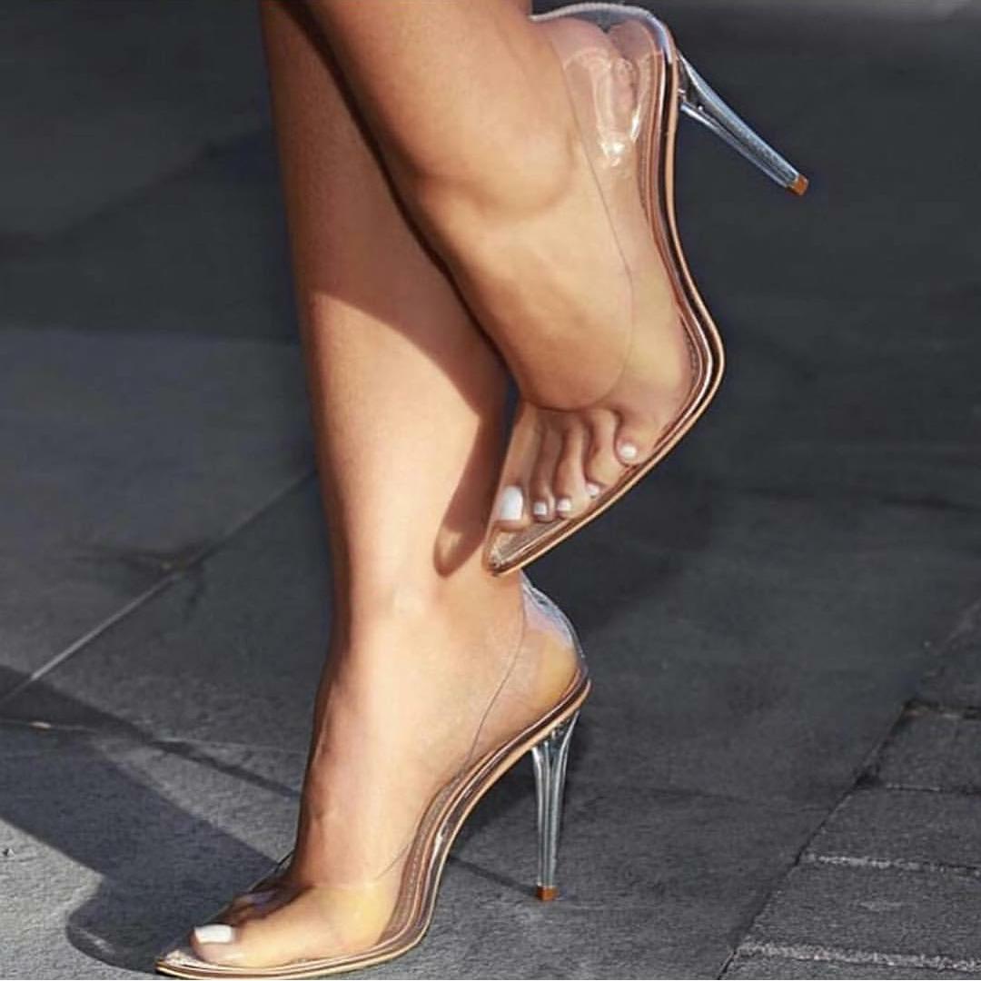 Воздушные туфли