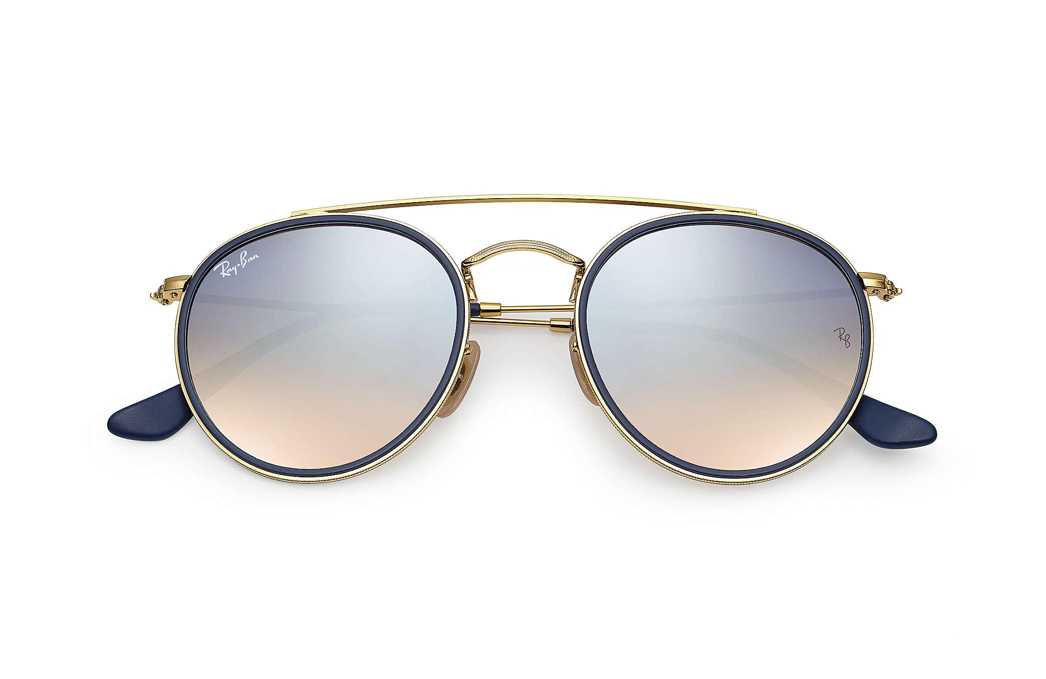 Очки с двойной дужкой от фирмы Ray-Ban