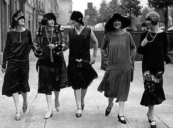 платья 30-х