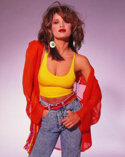 одежда 80-х