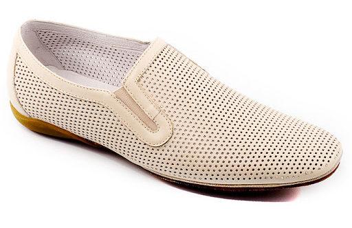 Перфорированная туфля