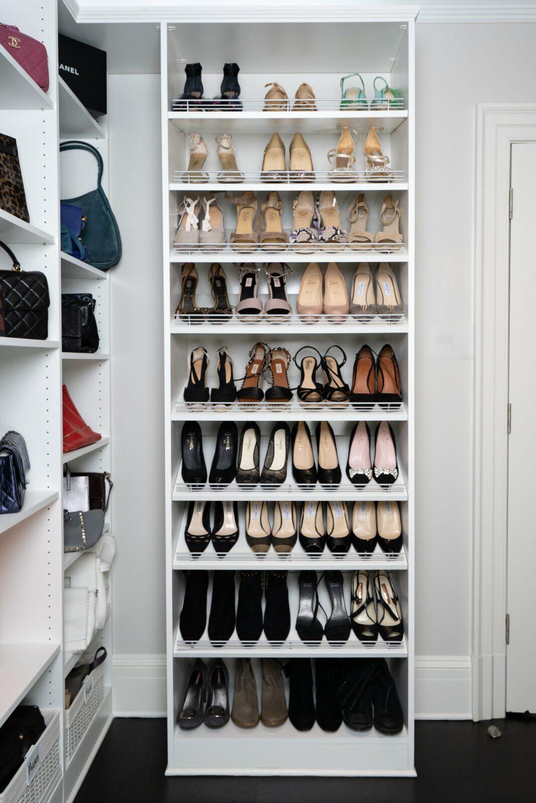 Как правильно хранить туфли