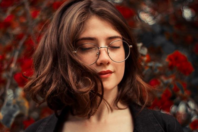 тонкие очки
