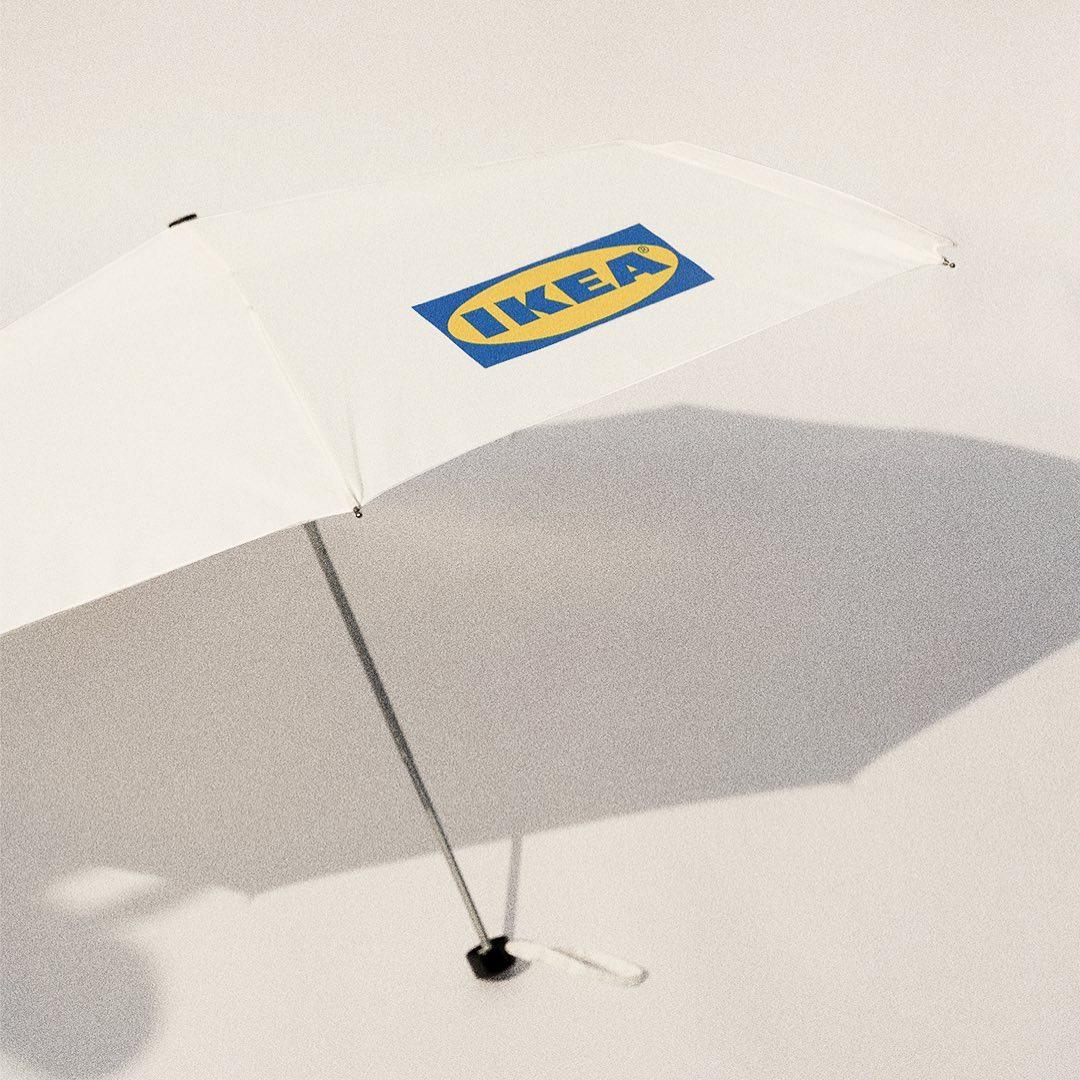 Зонт от IKEA