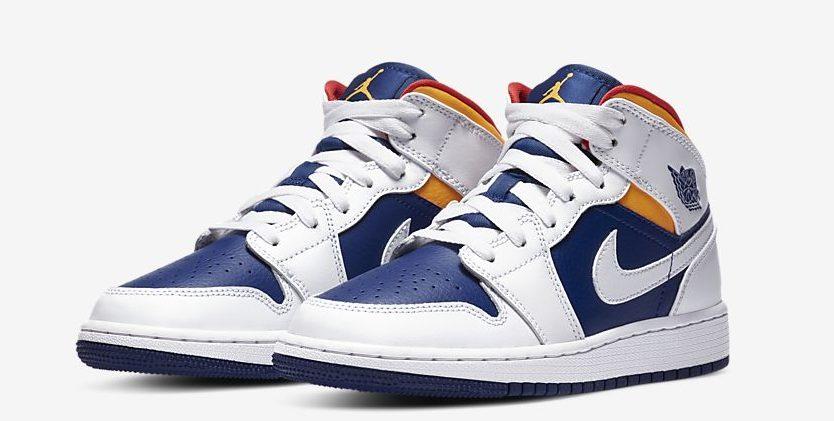 Nike Air Jordans.