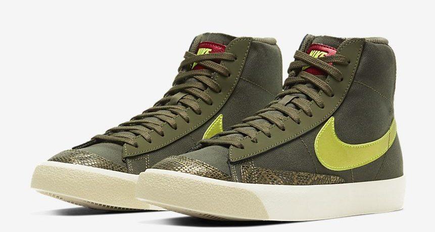 Nike Blazer.