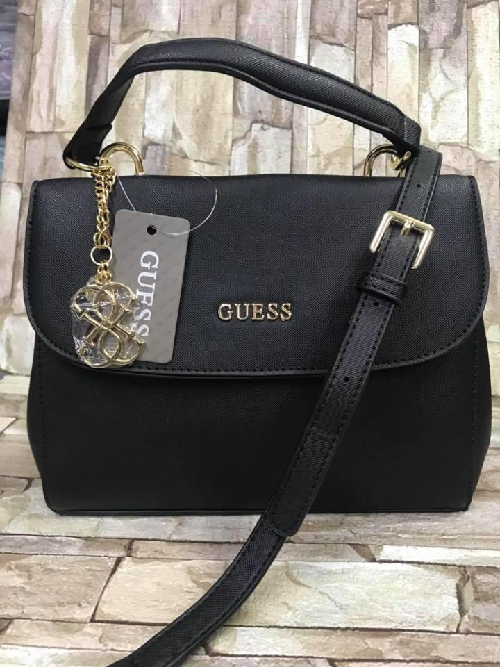 Этикетка сумки «Гесс».